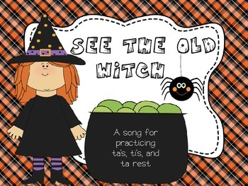 See the Old Witch - Z, so & mi