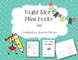 See Sight Word Mini Book