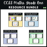Seesaw Activities - CCSS - Grade One Bundle - 136 Pages -