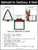 SeeSaw Activities - Christmas Edition - Roll & Cover