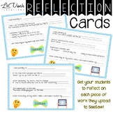 SeeSaw Reflection Cards