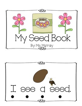 Seed Book Emergent Reader
