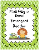 Seed Book Emergent Reader