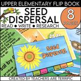 Seed Dispersal Flipper Book