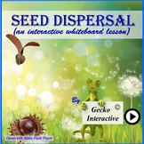 Seed Dispersal - a SmartBoard and Interactive Whiteboard lesson.