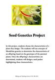 Seed Genetics Project