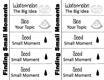 Seed Ideas - Journal / Writing