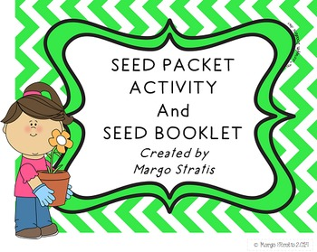 Seed Packet and Seed Observation Booklet