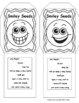Seed Packet Craft for Rewards, Encouragement or End of the Year, Poetry