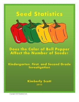 Seed Statistics:  Investigating the Number of Seeds in Bell Peppers