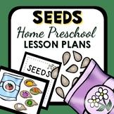Seed Theme Home Preschool Lesson Plans