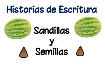 Seed versus Watermelon Activity (SPANISH)