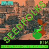 Seedfolks Kim Unit. (Ch. 1). Teach ELA! ESL Accessible.
