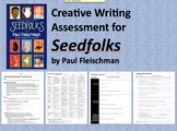 Seedfolks Creative Writing Assessment: Add-a-Chapter