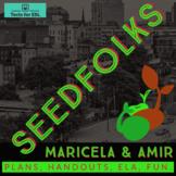 Seedfolks Maricela + Amir Unit. (Ch. 11+12) Teach ELA! ENL