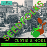 Seedfolks Curtis + Nora Unit. (Ch. 9+10) Teach ELA! ENL Fr