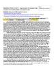 Seedfolks Final Exam (w/ KEY) - Common Core Argumentative