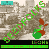 Seedfolks Leona Unit. (Ch. 5) Teach ELA! Fun, Colorful, St