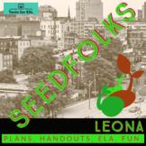 Seedfolks Leona Unit. (Ch. 5) Teach ELA! Fun, Colorful, St