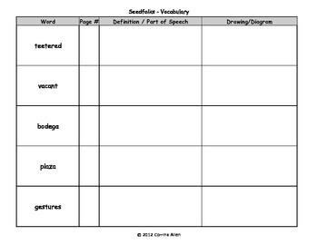Seedfolks (Paul Fleischman) Novel Guide