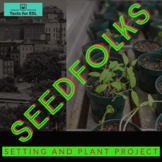 Seedfolks Project. Build Your Own Garden Model! 5 Vocab Wo