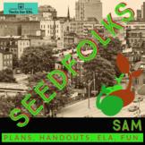 Seedfolks Sam Unit. (Ch. 6) Teach ELA! Fun, Colorful, Stan