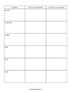 Seedfolks Vocab Sorts and Quiz (Kim, Ana, Sam, Sae Young)