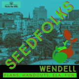 Seedfolks Wendell Unit. (Ch. 3) Teach ELA! Fun, Colorful,