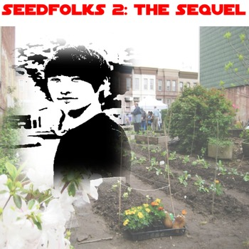 Seedfolks Writing Project: Create a New Character