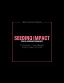 Seeding Impact: SIMA Classroom Engagement Model & Lesson Plan