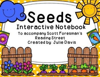 Seeds Interactive Notebook Journal