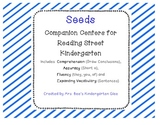 Seeds Kindergarten Reading Street Companion Centers