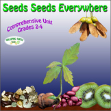Seeds Seeds Everywhere - Comprehensive Unit