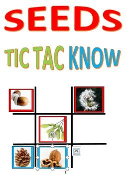 Seeds Tic Tac KNOW