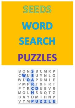 Seeds Word Search Puzzles