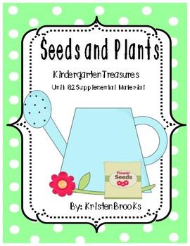 Seeds and Plants Kindergarten Treasures 8.2 Supplemental Material