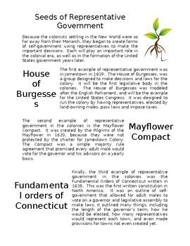 mayflower outline