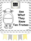 See What They Know - Ten Frames