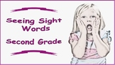 Seeing Sight Words - Second Grade (Automatic Version)