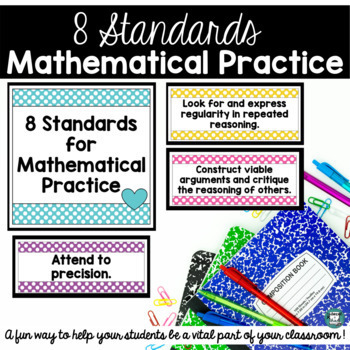 Seeing Spots - 8 Mathematical Practices