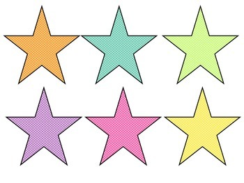 Classroom Decor - Bulletin Board Names - Seeing Spots