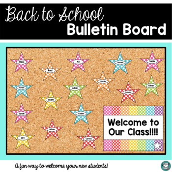 Seeing Spots - Bulletin Board Names