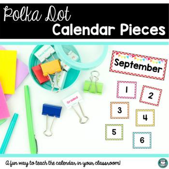 Seeing Spots - Calendar Pieces