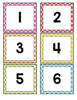 Seeing Spots - Cubbie Numbers