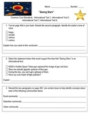 Seeing Stars Assessment Reading Street Third Grade