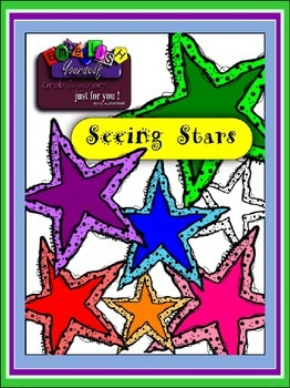 Seeing Stars Clipart