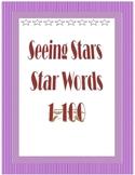 Seeing Stars Fluency Phrases 1-100