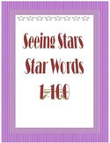 Seeing Stars Fluency Phrases 1-100