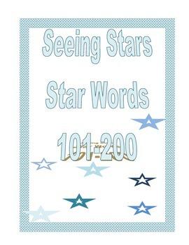 Seeing Stars Fluency Phrases 101-200