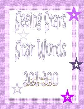 Seeing Stars Fluency Phrases 201-300